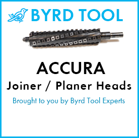 Accura Planers and Jointers