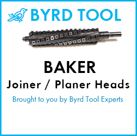 Baker Planers and Jointers