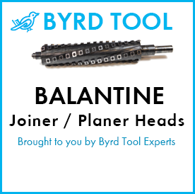 Balantine Planers and Jointers