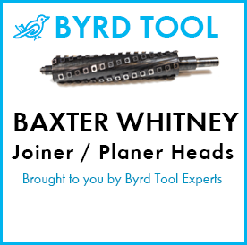 Baxter Whitney Planers and Jointers