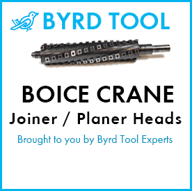 Boice Crane Planers and Jointers