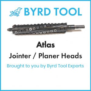 Atlas Planer and Jointers