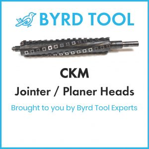 CKM Planers and Jointers