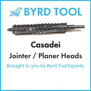 Casadei Planers and Jointers