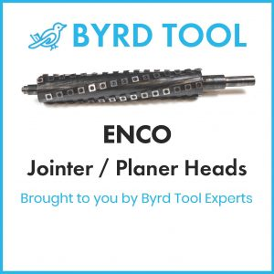 ENCO Planers and Jointers