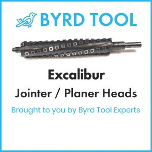 Excalibur Planers and Jointers