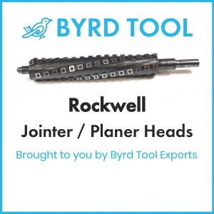 Rockwell Planers and Jointers