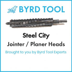 Steel City Planers and Jointers