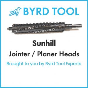 Sunhill Planers and Jointers