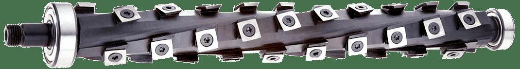 THE BYRD TOOL SHELIX HEAD FOR DEWALT DW735 PLANERS.pn