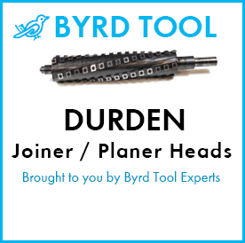 Durden Planers and Jointers