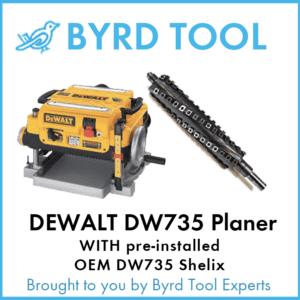 Dewalt_DW735_Planer_Shelix_preinstalled_OEM