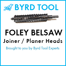 Foley Belsaw Planers and Jointers