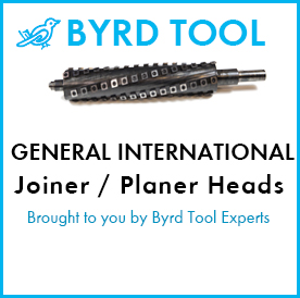 General International Planers and Jointers