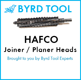 Hafco Planers and Jointers