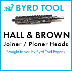 Hall & Brown Planers and Jointers