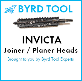 Invicta Planers and Jointers