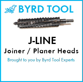 J-Line Planers and Jointers