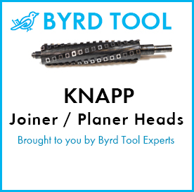 Knapp Planers and Jointers