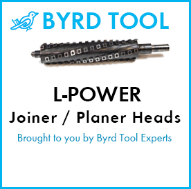 L-Power Planers and Jointers