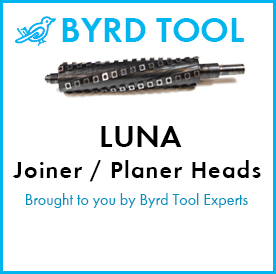 Luna Planers and Jointers