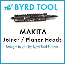 Makita Planers and Jointers