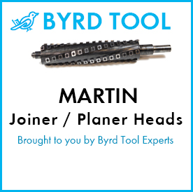 Martin Planers and Jointers