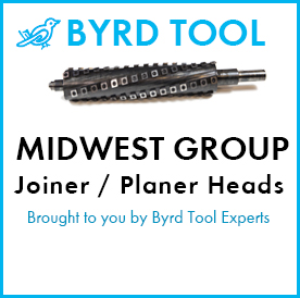 Midwest Group Planers and Jointers
