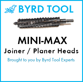 Mini-Max Planers and Jointers