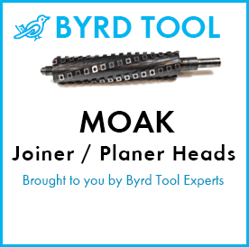 Moak Planers and Jointers