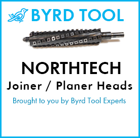 Northtech Planers and Jointers