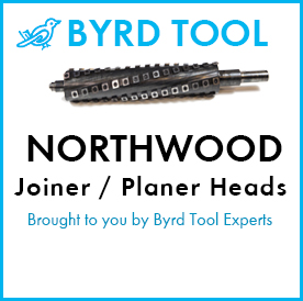 Northwood Planers and Jointers