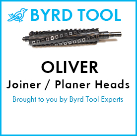 Oliver Planers and Jointers