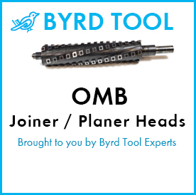 OMB Planers and Jointers