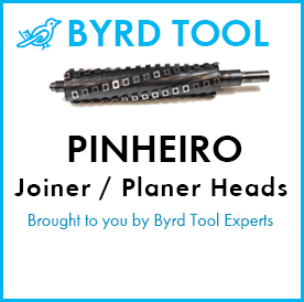 Pinheiro Planers and Jointers