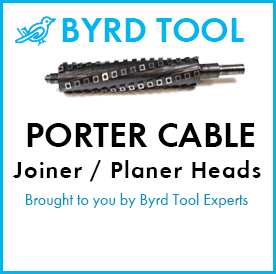 Porter Cable Planers and Jointers