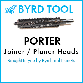 Porter Planers and Jointers