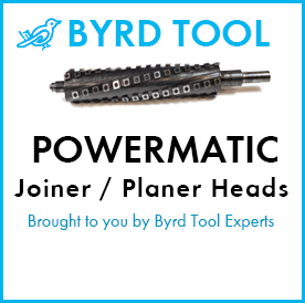 Powermatic Planers and Jointers