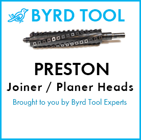 Preston Planers and Jointers