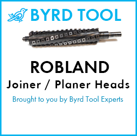Robland Planers and Jointers