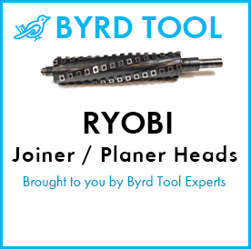 Ryobi Planers and Jointers