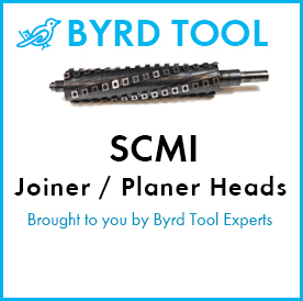 SCMI Planers and Jointers
