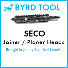 Seco Planers and Jointers