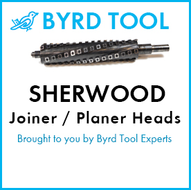 Sherwood Planers and Jointers