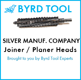 Silver Manuf. Company Planers and Jointers