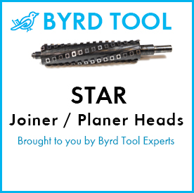 Star Planers and Jointers
