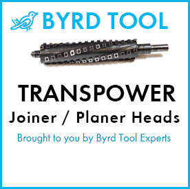 Transpower Planers and Jointers