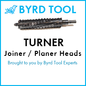 Turner Planers and Jointers