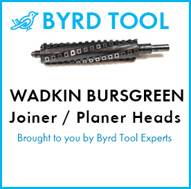 Wadkin Bursgreen Planers and Jointers