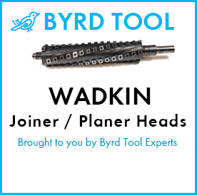 Wadkin Planers and Jointers